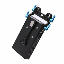 FOTGA DP500 Mark III V-Mount Battery Power Supply Plate For Canon 7D 5DII 5DIII