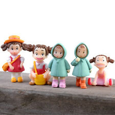 My Neighbor Totoro Movie Character Garden Ornament Miniature Figures Doll Toy 7H