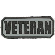 Maxpedition Veteran 3d Rubber Military Morale Patch Tactical Badge SWAT