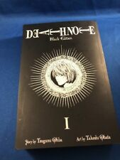 Deathnote Black Edition 1 Story By Tsugumi Art By Takeshi Obata Volume 1 & 2