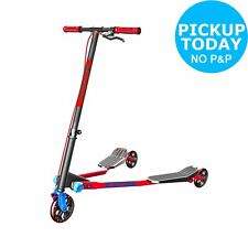 Yvolution Y Fliker A3 Air Scooter in Black