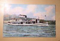 Str. Marguerite Moosehead Lake, ME 1907 Postcard