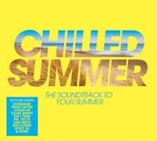 CHILLED SUMMER : SOUNDTRACK TO YOUR SUMMER 3CDs (NEW/SEALED) Inc Air Daft Punk