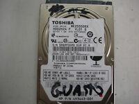 """Toshiba 250gb MK2555GSX G002439-0A 2,5"""" SATA"""