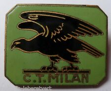 Insigne Marine 1939 Contre Torpilleur MILAN Fraisse Demey ORIGINAL WWII France