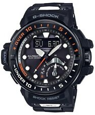 G-SHOCK GULFMASTER ALL BLACK WITH RESIN COMPOSITE BAND - GWN-Q1000MC-1ADR