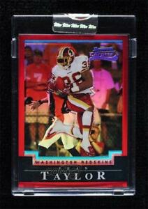 2004 Bowman Chrome Uncirculated Red Refractor 42/210 Sean Taylor #120 Rookie RC