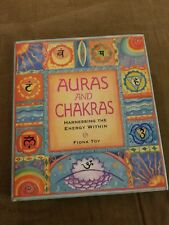 Auras & Chakras Harnessing the Energy Within by Fiona Toy