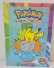 POKEMON:BAGON CAN FLY! HC-1st/1st!  Master's Club-Scholastic! NEW!