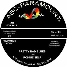 PRETTY BAD BLUES Ronnie Self *HOT ROCKABILLY*