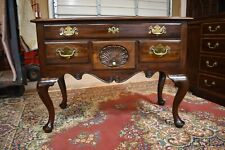 Vintage Henkel Harris Mahogany Buffet Side Table #145