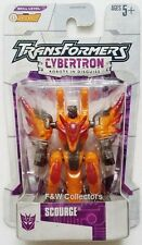 TRANSFORMERS CYBERTRON SCOURGE LEGENDS CLASS NEW