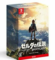 Switch The Legend of Zelda: Breath of the Wild Edition Multi-Languag Collector's