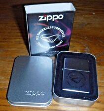 US SMOKELESS TOBACCO CO SKOAL PROMO ITEM ZIPPO LIGHTER MINT IN BOX 2007, NEW
