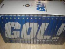 20 dvd nuovi GOL! DA MAZZOLA A IBRAHIMOVIC 3000 GOL DELL'INTER+maglia RECOBA
