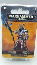 Warhammer 40k Necrons Necron Anrakyr the Traveller
