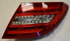 GENUINE MERCEDES C CLASS W204 AMG REAR RIGHT O/S LED TAIL LIGHT NEW A2048205864
