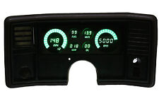 Intellitronix Monte Carlo DIGITAL DASH PANEL FOR 1978-1988 Gauges Green LEDs!