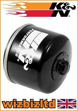 k&n Filtro de Aceite HUSQVARNA NUDA 900r 2012 kn160