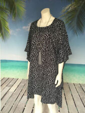 Rayon Animal Print Leopard Tops & Blouses for Women