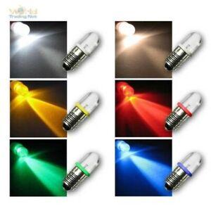 Puppenhauslampen 10 Stück LED E5.5   3,5-4,5Volt  für Krippen- NEU