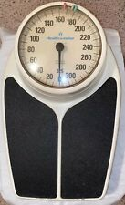 Vintage Health O Meter Professional Scale 325 pounds BIG FOOT Model
