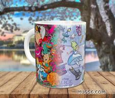 alice aux pays des merveilles in wonderland 01-014 MUG tasse