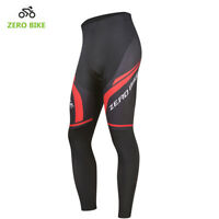 Men Cycling Pants Road Bike Trousers Sportswear 3D Padded Biking Clothing Tights