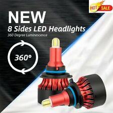 CSP Chip H11 H1 H3 H4 H7 H8 H9 880 881 H27 9005 9006 9012 8Sides LED Headlight