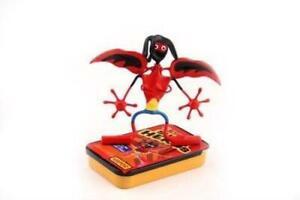 Hog Wild Super Hero Benders Vapor With Wings Fridge Magnet Cake Decoration