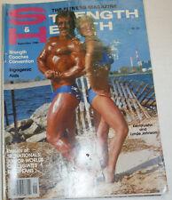 Strength & Health Magazine Stength Coaches Convention September 1980 111814R