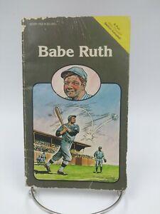 Babe Ruth~ 1984 Academic Industries ~ FN- ~ Charity
