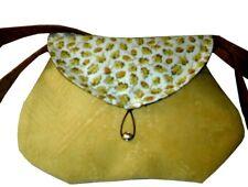 """William Morris """" Acorn """" Carpet Bag 4uni/college/work Unique Stylish Fashionable"""