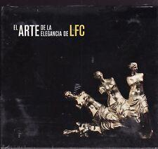 Los Fabulosos Cadillacs El Arte de la Elegancia de LFC CD+DVD Caja de carton