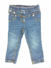Denim Baby Girls' Trousers and Shorts 0-24 Months