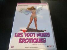 "DVD NEUF ""LES 1001 NUITS EROTIQUES"" Barbara BOUCHET / Antonio MARGHERITI"