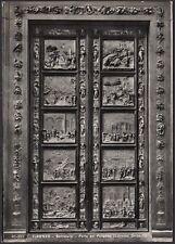 AA3887 Firenze - Battistero - Porta del Paradiso - Cartolina postale - Postcard