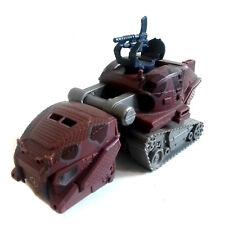 "Hasbro toys GI JOE COBRA HISS TANK vehicle  for 3.75"" toy figures, No missiles"