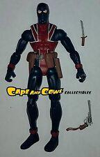 Marvel Legends Red Hulk Series UNION JACK Loose Figure Hasbro Target Exlcusive