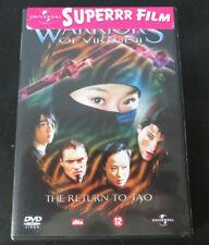 WARRIORS OF VIRTUE II THE RETURN TO TAO DVD Region 2 / Eng Fr / Subtitles NL