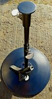 """Farriers Tools Hoof Stand Trimming Foot adj Height 15-25"""" Stores Flat Blacksmith"""