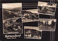 Sitzendorf / Thür. Wald , Ansichtskarte, gelaufen