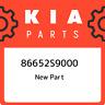 86652S9000 Kia 86652s9000 86652S9000, New Genuine OEM Part