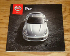 Original 2013 Nissan 370Z Sales Brochure 13 Nismo Touring Roadster
