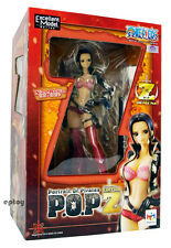 MegaHouse P.O.P One Piece EDITION-Z Nico Robin Painted Figure