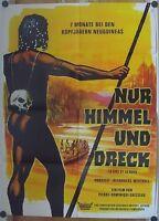 NUR HIMMEL UND DRECK (Pl. '61) -  DOKU / NEUGUINEA