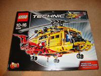 NEW - LEGO Technic 9396 Rescue Helicopter BNIB +FREE P&P - *L@@K*