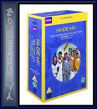 HI DE HI - COMPLETE COLLECTION -SERIES 1 2 3 4 5 6 7 8 & 9 *BRAND NEW DVD **