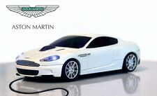 Aston Martin DBS USB Wired Car Mouse White -Licensed- IDEAL MEN'S GIFT
