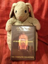 RADIO SHOW: JUKEBOX EXPLOSION ENTIRE COLLECTION 33 SHOWS, CUE SHEETS,SIGNED